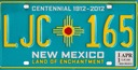 New Mexico Centennial